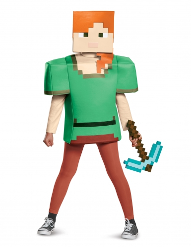 Minecraft™- hakku lapselle-1