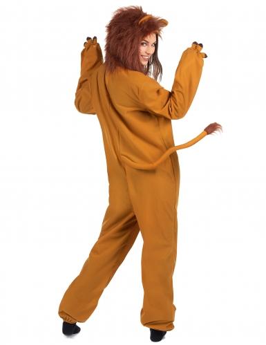 Leijonapuku naiselle-2