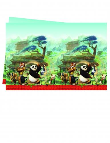 Kun Fu Panda 3™-muovinen pöytäliina 120 x 180 cm