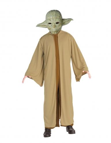 Star Wars™ Yoda naamiaisasu aikuiselle