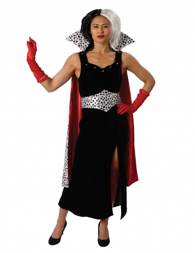 Cruella de Vil™- naamiaisasu naiselle