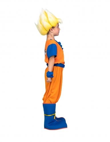Super Saiyan Goku Dragon Ball™-naamiaisasusetti lapselle-1