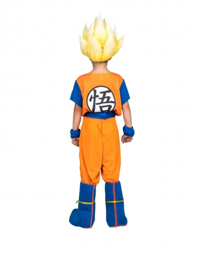 Super Saiyan Goku Dragon Ball™-naamiaisasusetti lapselle-2