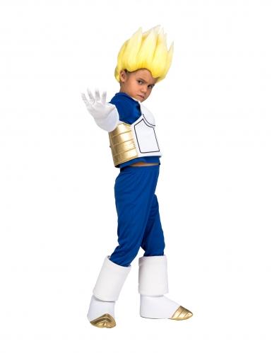 Super Saiyan Vegeta Dragon Ball™- lahjapaketti peruukilla lapselle-1