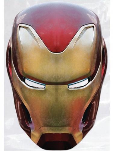 Iron Man Avengers Infinity War™pahvinaamari aikuiselle