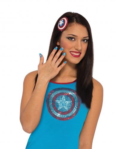 Kapteeni Amerikan™- meikkisetti naiselle