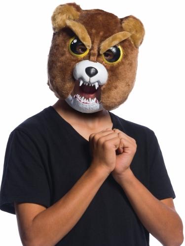 Fiesty pets™- artikuloitu naamari aikuiselle-1