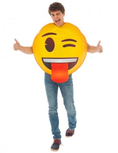 Vinkkaava Emoji™-asu aikuiselle