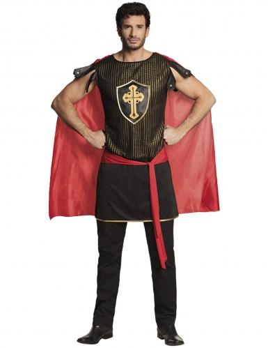 Keskiaikaisen ritarin naamiaisasu miehelle