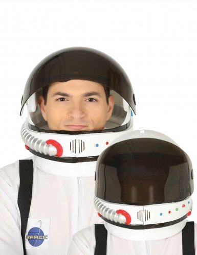 Astronautin kypärä aikuiselle