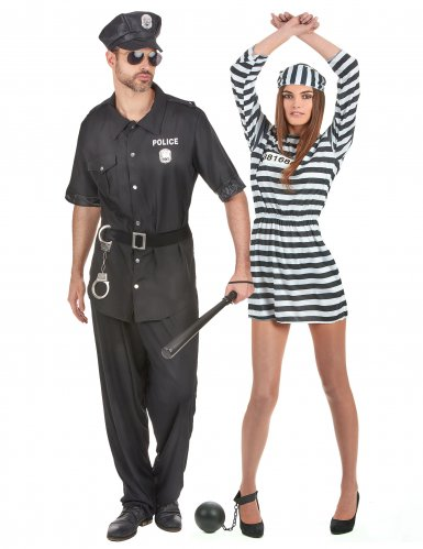 Poliisin ja vangin pariasu aikuisille
