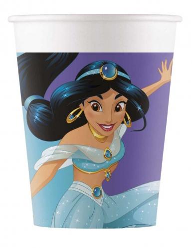 Disney- Prinsessat Unelmien Päivä™- pahvimukit 8 kpl 200 ml