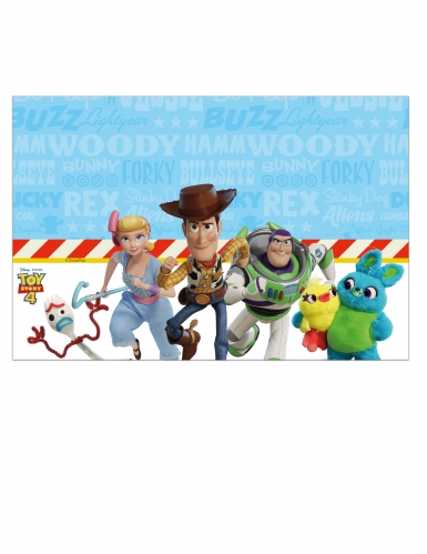 Toy Story 4™- muovinen pöytäliina 120 x 180 cm