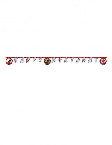 Miraculous Ladybug™- Happy Birthday - köynnös 2 m-1