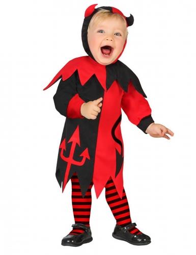 Pienen paholaisen naamiaisasu vauvalle