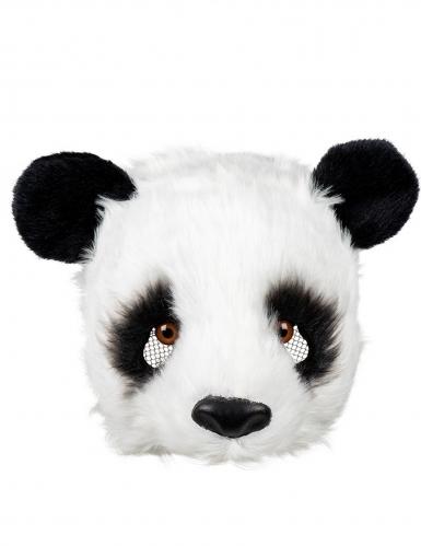 Realistinen pandanaamari aikuiselle-1