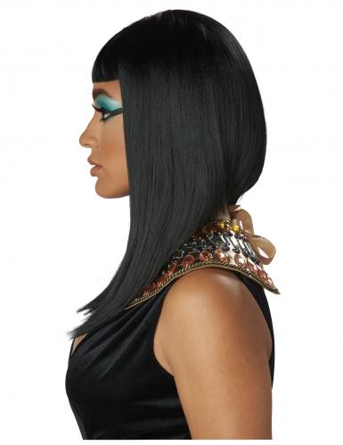 Egyptiläisen naisen peruukki -1