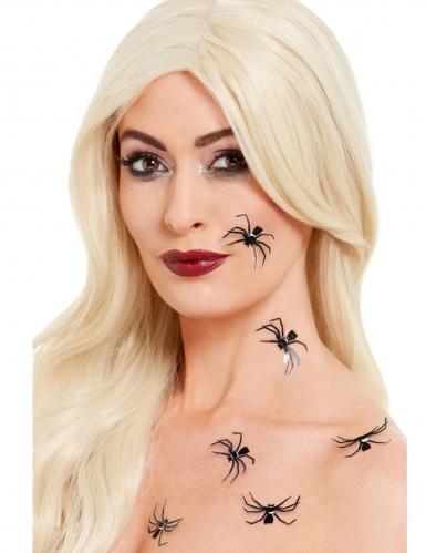 3D- hämähäkkimeikki aikuiselle