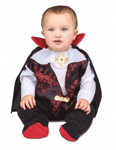Pienen draculan naamiaisasu vauvalle