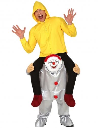 Psykopaattipellen selässä- aikuisen naamiaisasu