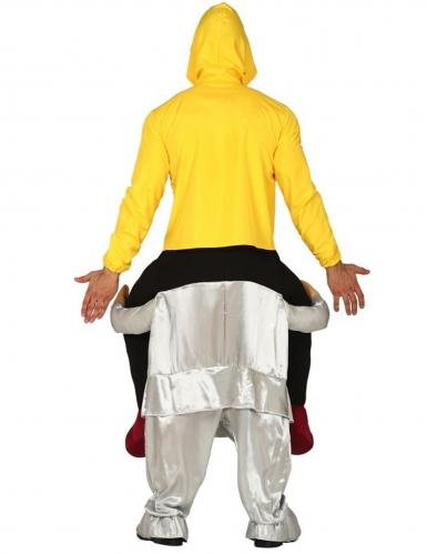 Psykopaattipellen selässä- aikuisen naamiaisasu-1