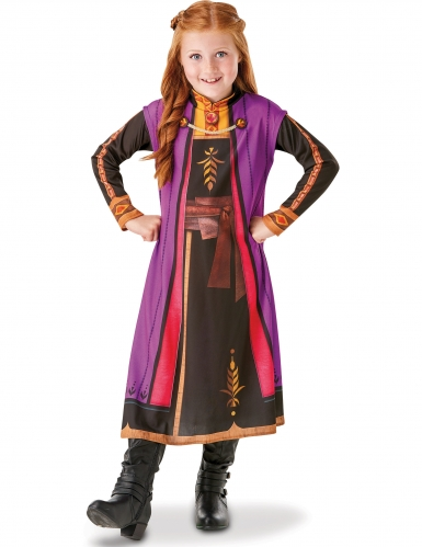 Frozen 2™ Annan naamiaisasu tytölle