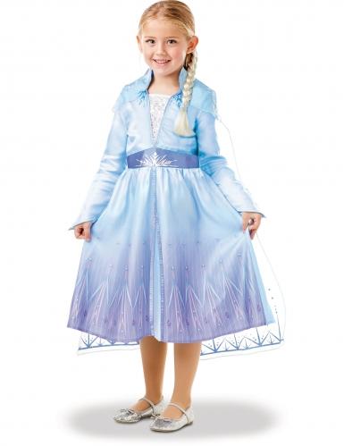 Frozen 2™ Elsan naamiaisasusetti ja letti tytölle-3