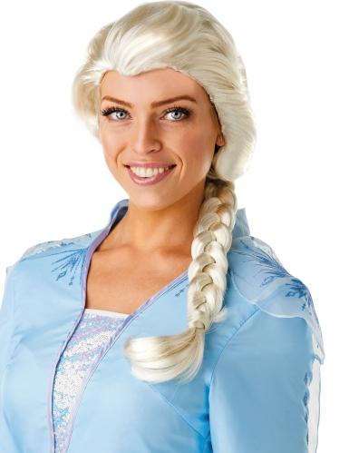 Frozen 2™ Elsan peruukki naiselle