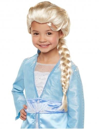 Frozen 2™ Elsan peruukki tytölle