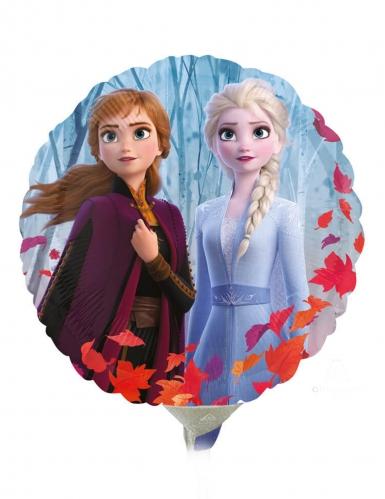 Pyöreä alumiinen Frozen 2™- ilmapallo 23 cm