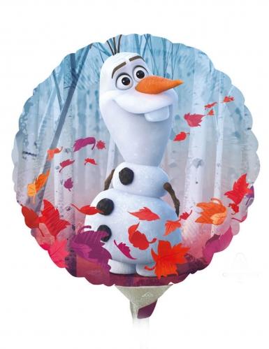 Pyöreä alumiinen Frozen 2™- ilmapallo 23 cm-1