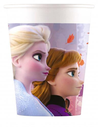 Frozen 2™-pahvimukit 200 ml 8 kpl
