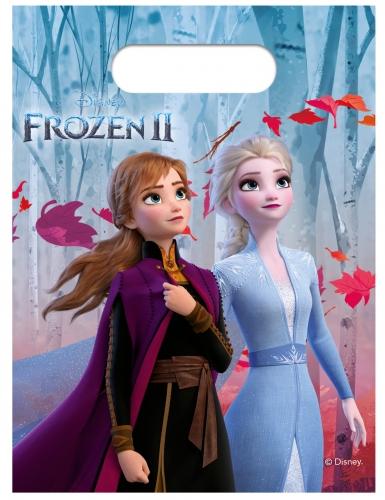 Frozen 2™- muoviset lahjapussit 6 kpl 23 x 16,5 cm