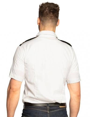 Valkoinen kauluspaita miehelle-1