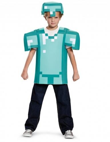 Minecraft™ haarniska lapselle