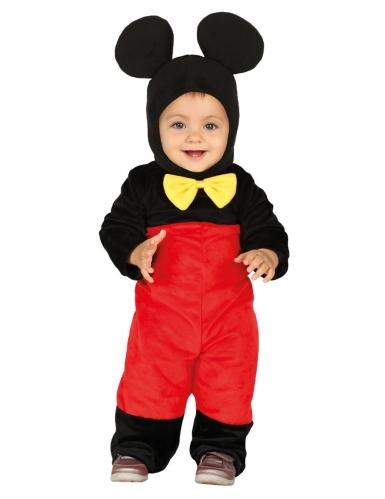 Pieni hiiri-naamiaisasu vauvalle