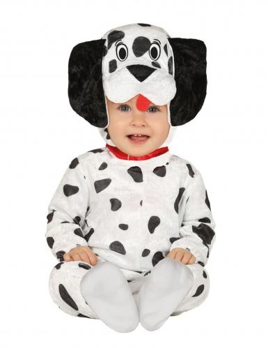 Dalmatialaispuku vauvalle