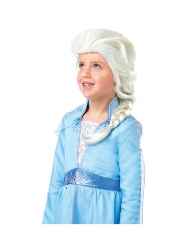 Frozen 2™-Elsan peruukki tytölle