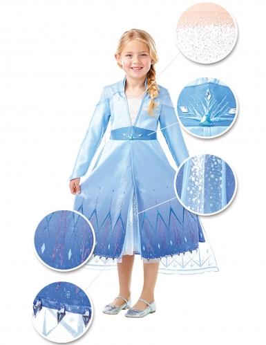 Frozen 2™ Elsan naamiaisasu tytölle, Premium