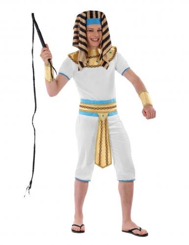 Egyptin kuninkaan naamiaisasu nuorelle