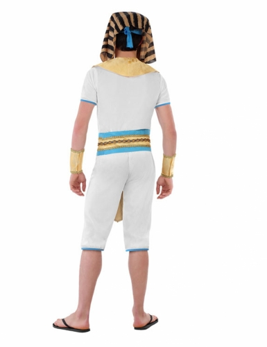 Egyptin kuninkaan naamiaisasu nuorelle-2