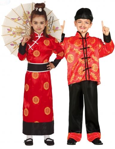 Kiinalainen pariasu lapsille