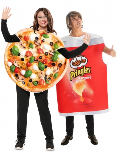Pringles ja Pizza- pariasu aikuisille