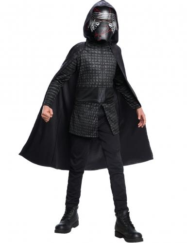 Klassinen Kylo Ren Star Wars IX™-naamiaisasu lapselle