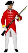 Englantilainen sotilas naamiaispuku