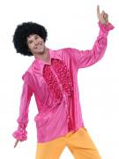 Vaaleanpunainen discopaita
