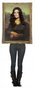 Aikuisten naamiaisasu Mona Lisa -taulu