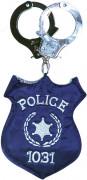 Poliisin virkamerkki -laukku