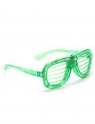 Vihreät LED silmälasit