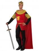 Keskiaikainen kuningas -asu miehille